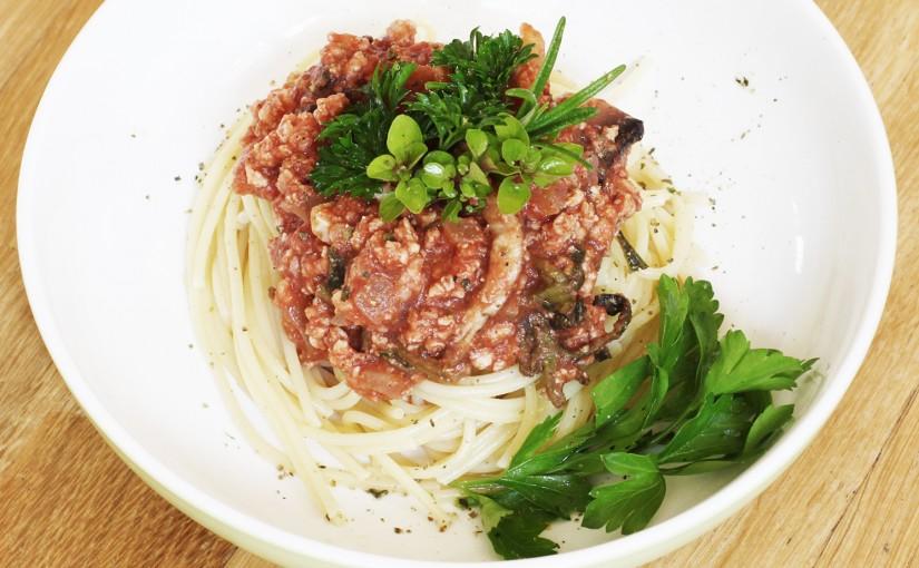 Szybkie i doskonałe Spaghetti