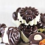 Domowe czekoladki z bakaliami