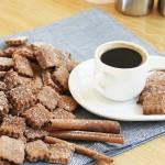 Ciasteczka korzenne do kawy