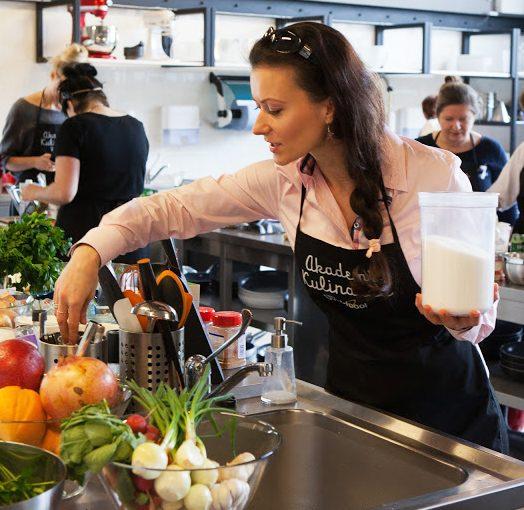 Warsztaty kulinarne Akademii Whirlpool – wegańskie śniadanie