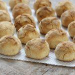 Ciasteczka kokosowe z mąki amarantusowej