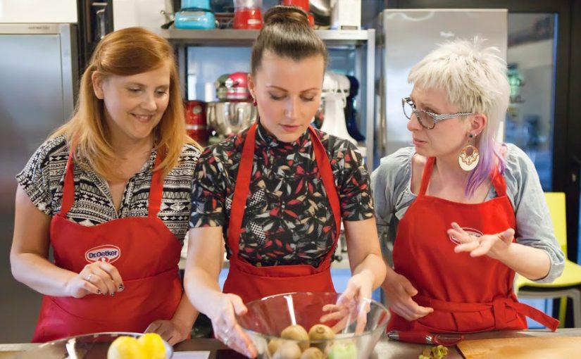 Warsztaty kulinarne z Dr. Oetker i Kukbuk