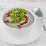 Zupa krem pieczarkowa bez bulionu
