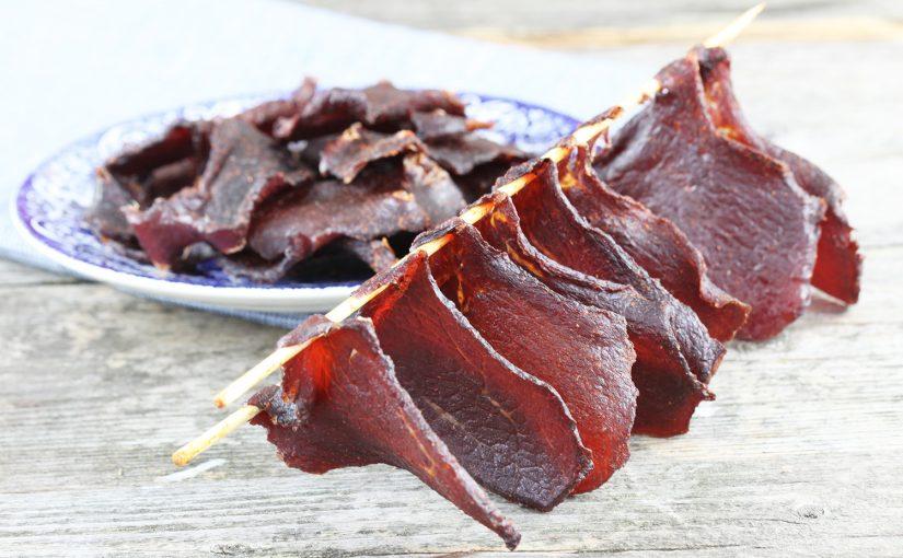 Domowe beef jerky – suszona wołowina