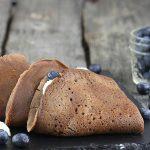 Naleśniki czekoladowe puszyste