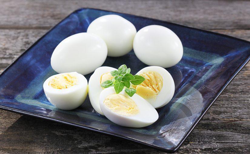 Jak ugotować jajka na twardo